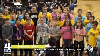 RMS School to Watch Award