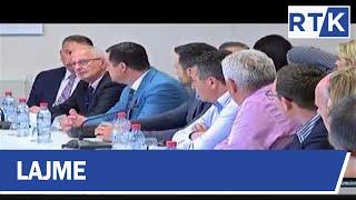 RTK3 Lajmet e orës  22:00 19.07.2018