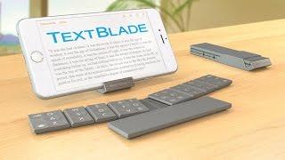 最後のモバイルキーボード!死角なしの究極形。