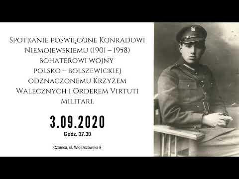 """Fundacja """"Folwark Podzamcze"""" zaprasza na spotkanie poświęcone Konradowi Niemojewskiemu"""