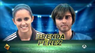 Futbolista española se disfraza de hombre y humilla a sus rivales