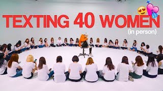 40 vs 1 Finding My Ideal Woman (Online Dating in Person) | SOLFA PARODY
