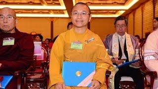 TT. Thích Nhật Từ nhận bằng tiến sĩ danh dự của ĐH Mahachulalongkorn - Thái Lan