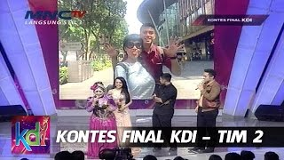 Video Juju Mumu Abis Pulang Dari Singapura - Kontes Final KDI Tim 2 (14/5) MP3, 3GP, MP4, WEBM, AVI, FLV Januari 2019