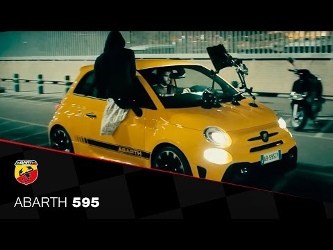 New Abarth 595 Behind The Scenes