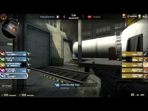 Fnatic FFO: Fnatic vs VeryGames - German