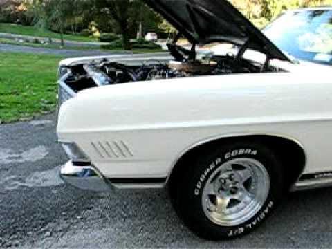 1968 Ford Galaxie XL Fastback