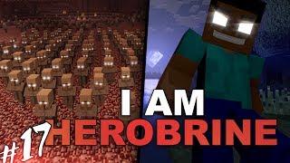 L'ESERCITO DEI VILLAGER DI HEROBRINE ! - I AM HEROBRINE #17