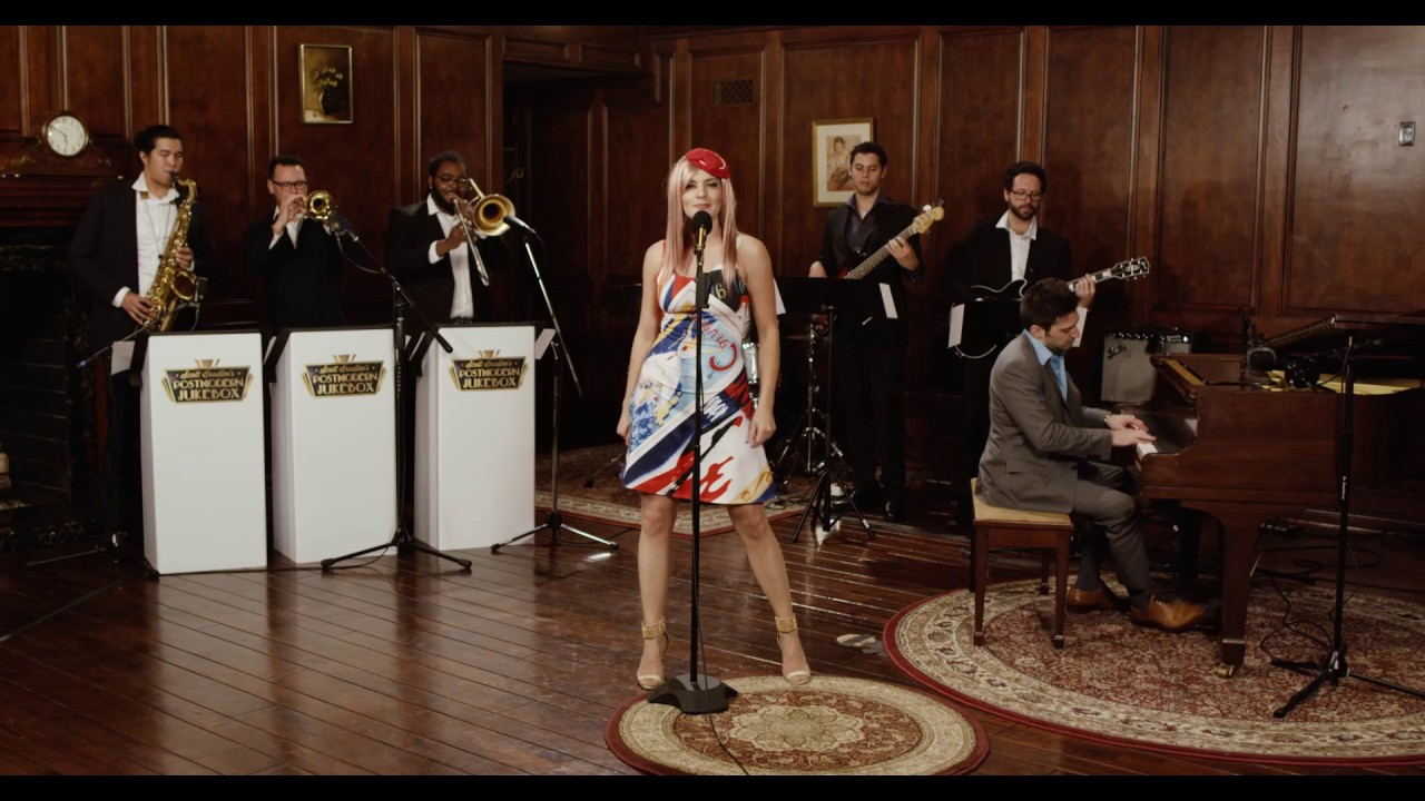 It Wasn't Me – '60s Tom Jones Style Shaggy Cover ft. Ariana Savalas