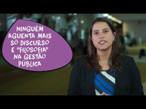 """Raquel Lyra: chega de discurso e """"filosofia"""" em gestão pública"""