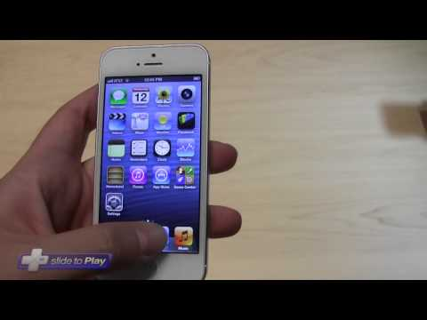 STP TV iPhone 5 Hands-On With Commentary