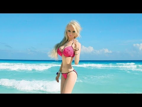 Video Break Time: Human Barbie without makeup download in MP3, 3GP, MP4, WEBM, AVI, FLV January 2017