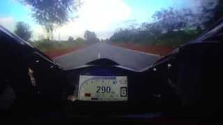 5. Ducati 1199 Panigale 2012 Top Speed 298 in Cambodia