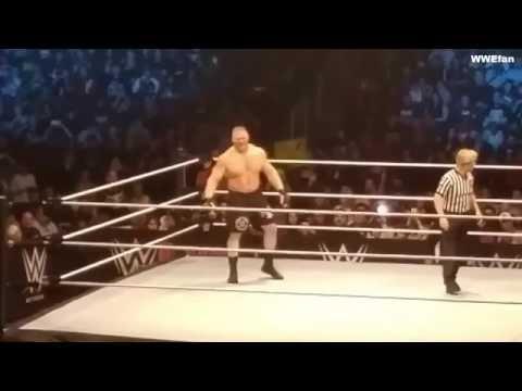 WWE Raw 29 August 2016 Highlights Brock Lesnar vs Sheamus   wwe raw 8 29 16
