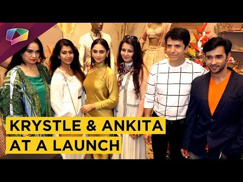 Krystle D'Souza And Ankita Bhargava At Sulakshan