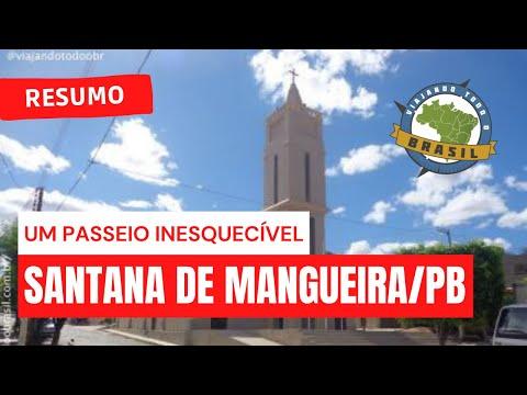 Viajando Todo o Brasil - Santana de Mangueira/PB