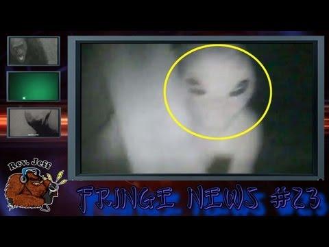 Real Mermaid Breakdown, Lost Bigfoot Footage, New Alien, Ancient Gray's Skull Fringe News #23
