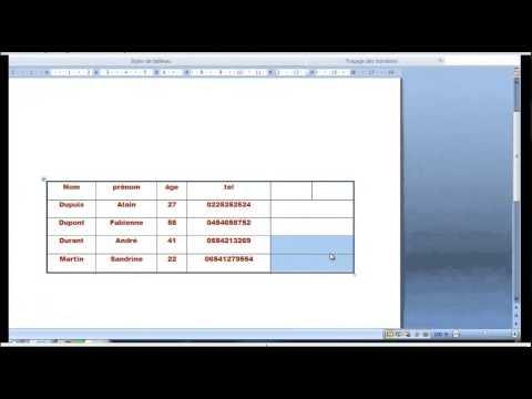 comment modifier la zone d'impression sur word