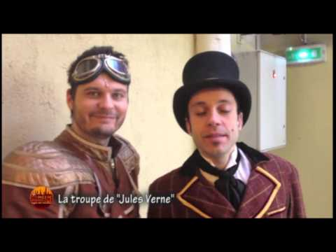Jules Verne sur MyCM
