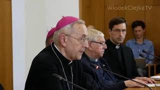The best of abp Gądecki! Po publikacji raportu o pedofilii w kościele.