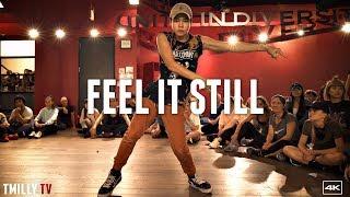 image of Portugal. The Man - Feel It Still (Lido Remix) - Choreography by Jake Kodish - ft Sean Lew