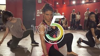 "Rhapsody James curates our Top 5 this week featuring music from Katy Perry. You don't want to miss this one. Swish Swish bish!Subscribe to DanceOn!►► http://bit.ly/DanceOnYT Rhapsody James brings us her favorite videos to Katy Perry's ""Swish Swish""'.  5. Michelle ""Jersey"" Maniscalco4. Brian Esperon3. Hamilton Evans2. Kyle Hanagami1. Yanis Marshall & Brian Friedman What is this?DanceOn's TOP 5 series showcases the best original interpretations by top dancers to a music artist's new track. This edition is dedicated to the top 5 dance videos chosen by Rhapsody James  to ""Swish Swish"" by Katy Perry featuring Nicki Minaj. TOP 5 is produced and edited by DanceOn.  -CONNECT WITH RHAPSODY JAMES-Site: https://www.rhapsodyjames.comYouTube: https://www.youtube.com/user/RHAPSODYTHECOMPANYFacebook: https://www.facebook.com/rhapsodyjamesInstagram: https://www.instagram.com/rhapsodyjames/Twitter: https://twitter.com/rhapsodyjam  -CONNECT WITH THE ARTISTS-Michelle ""Jersey"" Maniscalco: https://www.youtube.com/user/jerseymaniscalcoBrian Esperon: https://www.youtube.com/user/besperonHamilton Evans: https://www.youtube.com/user/HamiltonTV1Kyle Hanagami: https://www.youtube.com/user/kylehanagamiBrian Friedman: https://www.youtube.com/user/bfree77Yanis Marshall: https://www.youtube.com/user/MrMarshallYanis -CONNECT WITH KATY PERRY-Site: https://www.katyperry.comYouTube: https://www.youtube.com/katyperry/Facebook: https://www.facebook.com/katyperryTwitter: https://twitter.com/katyperryInstagram: https://www.instagram.com/katyperry/  -CONNECT WITH DANCEON-YouTube: http://www.youtube.com/danceonTwitter: https://twitter.com/DanceOnFacebook: https://www.facebook.com/DanceOnNetworkInstagram: http://www.instagram.com/DanceOn -WHO DID THIS?-Producer: Namina FornaEdited By: Martin Valles If you wanna be all official about it: For DanceOn music partnership inquiries: music@danceon.comFor DanceOn talent partnership inquiries: recruiting@danceon.com For press inquiries, we'd love to chat!: press@izo.com"