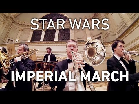GoPro on Trombone: Star Wars – Imperial March