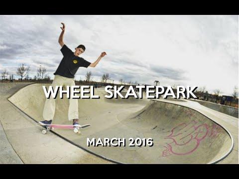 Wheel Skatepark | March 2016