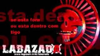 Labazada - Não sei se matei (letra em legendas de Ricardo Caravalho-Calero)