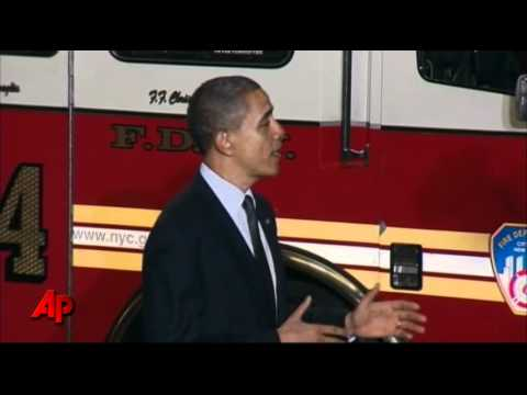 Obama on Bin Laden: We Mean What We Say-