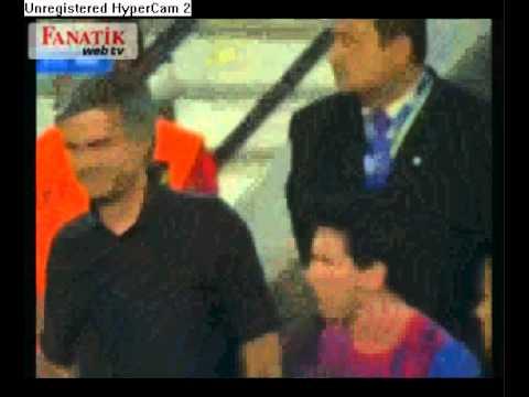 Jose Mourinho Fail Messi (видео)