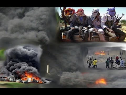 ISLAMIC state Boko Haram burns Children alive in Nigeria 86+ dead Breaking News February 1 2016