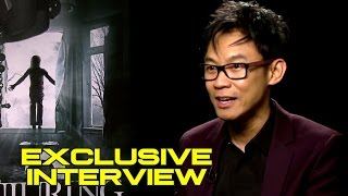 James Wan Exclusive Interview - THE CONJURING 2 (JoBlo.com) by JoBlo Movie Trailers