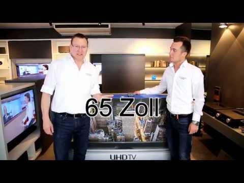 Samsung TV UE-75JU7090 - Serie JU7090 - UNBOXING - Thomas Electronic Online Shop