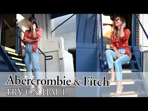 Abercrombie Haul 2020 | Spring Outfits