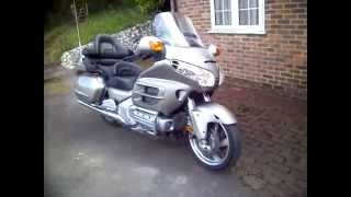 4. Honda Goldwing GL1800 ABS 2005 For Sale