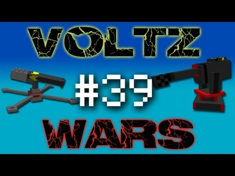 Minecraft Voltz Wars - This Means WAR! #39