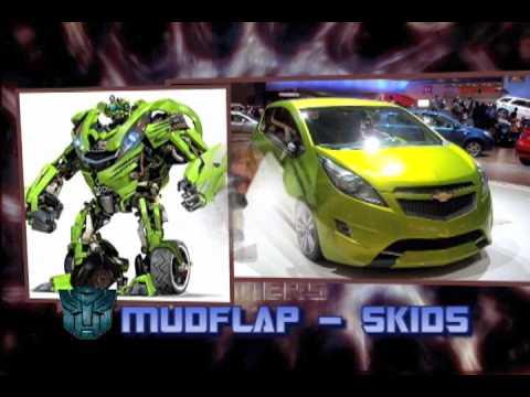 Nuevos Transformers