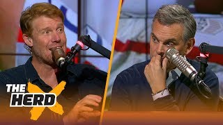 Video Alexi Lalas reveals his emotions after the USMNT failed to qualify for the World Cup | THE HERD MP3, 3GP, MP4, WEBM, AVI, FLV Oktober 2018