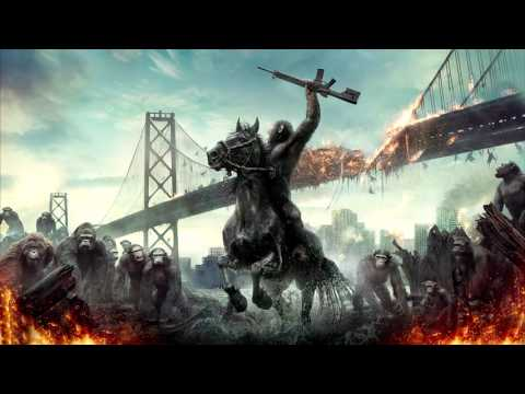 """Really Slow Motion & Giantapes Music - The Furies (""""War for The Planet of The Apes"""" Trailer Music)"""