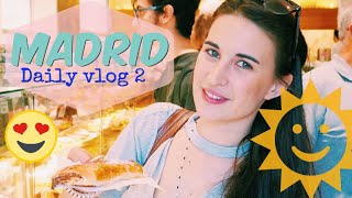Best food Market in Madrid - San Miguel Market (Day in my life)    Madrid Daily Vlog 2