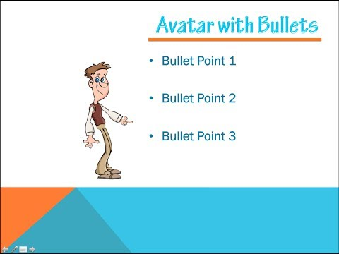 PowerPoint Tutorial – 3 Minute Custom Animated Bullet Points for PowerPoint
