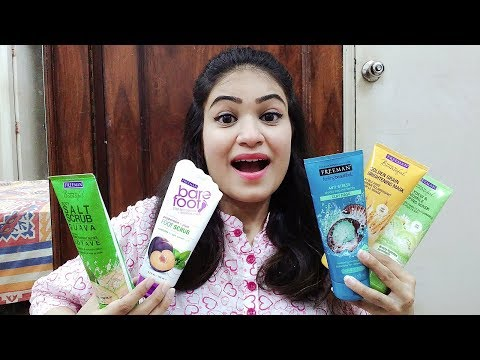 FREEMAN Skincare products    REVIEW..