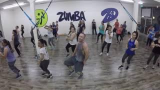 Chillax Farruko (ft. Ky- Mani Marley) *Zumba Fitness Choreography* David Aldana