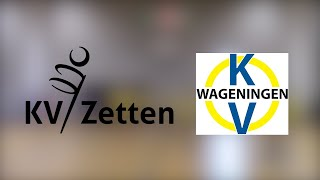 Alle doelpunten van de wedstrijd tussen KV Wageningen en KV Zetten. Muziek: NCS Realese.
