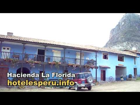 Hacienda La Florida - Hospedaje Ecológico - Video