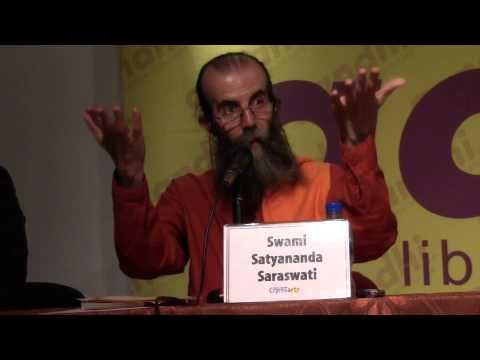 Swami Satyananda Saraswati habló del libro 'El hinduismo' en México DF