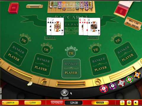 How to win at casino games |BACCARAT|