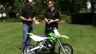 2. Quick Look - 2009 Kawasaki KX65