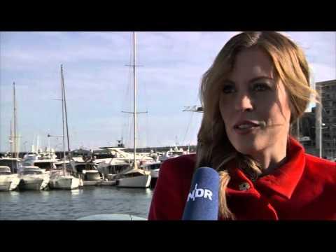 Jule bei NDR Das! - Recherche für den neuen Krimi